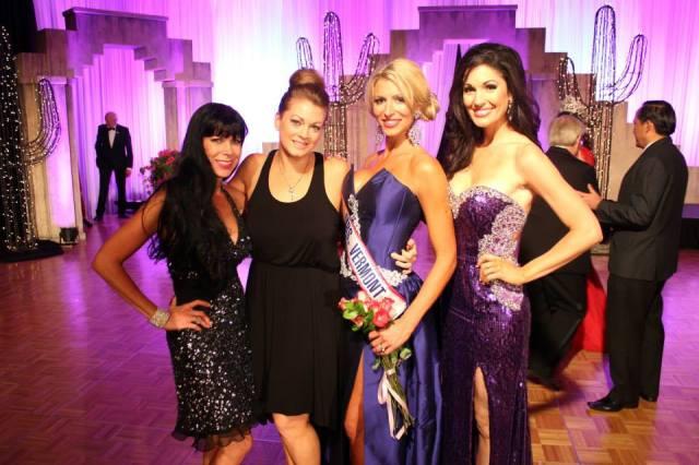 Hannah Kirkpatrick, Mrs. Vermont, wins Top 15 at Mrs. America!